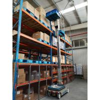 Wholesale Great Performance One Man Lift Aerial Order Picker Platform Manlift Stock picker from china suppliers