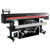 China Outdoor Printing Machine Digital , Solvent Based Inkjet Printer Multi Function on sale
