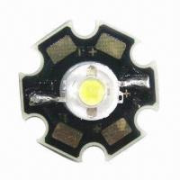 Wholesale High-power LEDs with 3W Star Type and 700mA  from china suppliers