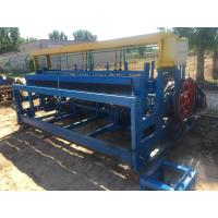 Wholesale Fully Automatic Crimped Wire Mesh Machine High Speed With 6 Kw Motor from china suppliers