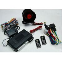 Wholesale Warning of closing failure of side door, Mute theft protection Remote Starter Alarm from china suppliers