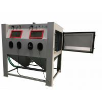 Wholesale Suction Automatic Sandblasting Machine with filter dust collector from china suppliers