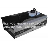 Wholesale Commercial / Industrial Stage Fog Machine Dj Fogger 46.5x22.5x19.5cm from china suppliers
