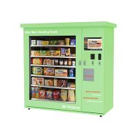 Wholesale Touch Screen Mini Mart Vending Machine Beverage Candy Snack Food Drink Can Bottle from china suppliers