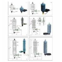 Wholesale Polymer Lightning Arrester 3-36kv Series from china suppliers