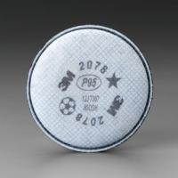 Wholesale 3M Particulate Filter 2078, P95 Respiratory Protection, with Nuisance Level Organic Vapor from china suppliers