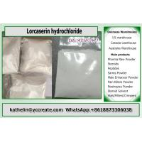 Wholesale Pharmaceutical Raw Powder Lorcaserin hydrochloride For Weight Loss 846589-98-8 from china suppliers