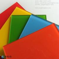 Wholesale Excellence quality different colored Lacquered Glass from china suppliers