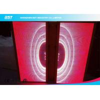 Compact Structure Outdoor Advertising LED Display With Aluminum Panel