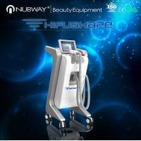 Wholesale Latest slimming technology? Hifu slimming machine hot sale in market! from china suppliers