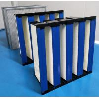 ABS Plastic Frame High Capacity HEPA Air Filter 99.99 Efficiency