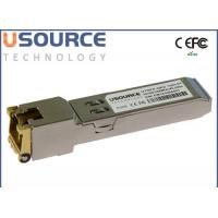 Wholesale Cisco Compatible SFP+ Optical Transceiver 30m 10G Copper SFP RJ45 10GBASE-T SFP-10G-T from china suppliers