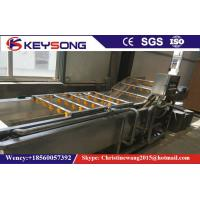 Wholesale Fresh Ginger Jujube Fruit And Vegetable Processing Machinery 2.2kw 1000 - 1200kg / H from china suppliers