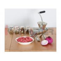 Wholesale Hand Powered Meat GrinderFor Home Use , Commercial Meat Mincer MachineMulti Functional from china suppliers