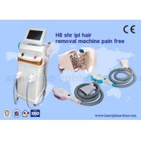 Wholesale Salon 3000W SHR Hair Removal Machine With 360 Magneto Optical System from china suppliers