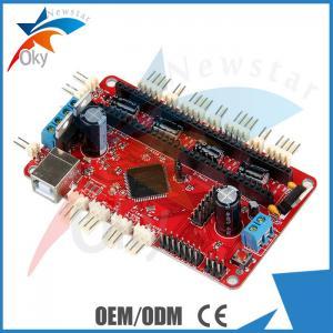 China RepRap Prusa Mendel 3D Printer Diy Kit , Mendel Teensylu v0.8 Hi3D driver board on sale