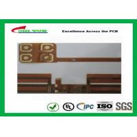 Best Flexible Circuit Boards Single Sided with Polyimide and Immersion Gold wholesale
