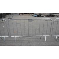 customized metal crowd control barrier, portable barricades, pedestrian barriers,china manufacturers