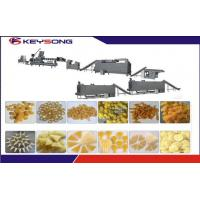 Wholesale Single Screw Extruder 3D Snack Pellet Production Line 380v 120kw Steady Performance from china suppliers