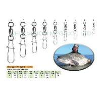 Buy cheap Ball Bearing Swivel With Nice Snap (YM-3809) from wholesalers