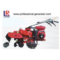 China Multi Functional Agricultural  Heavy Duty Rotary Tiller , Belt Connection Front Tine Tiller on sale