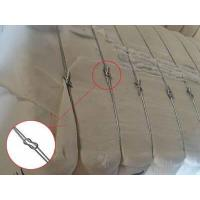 China Cotton Bale Packaging Wire Ties ,Wire Ties, Baling Wire, Bale Ties, Polyester Staple Fibers, Acrylic Staple Fiber for sale