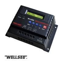 Wholesale WELLSEE WS-C4860 60A 48V solar panel controller for sale