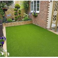 China Lower Prices Garden Lawn Landscaping Synthetic Outdoor Turf Carpet Grass for sale