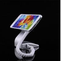 COMER anti-theft display desktop stand Security alarm magnetic phone metal holder for sale