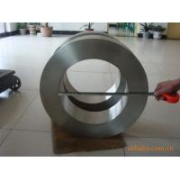 Wholesale Gr5 Ti-6Al-4V titanium grade5 forged disc/disk ring baoji price manufacturer from china suppliers