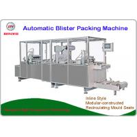 China Pen / Pencil Blister Card Packing Machine High Speed Inline Modular Constructed on sale