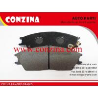 Wholesale Hyundai accent 00-05 pads brake OEM 58101-1CA00 good price from china suppliers