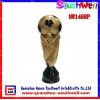 Wholesale soccer trophy cups from china suppliers