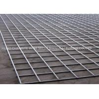 Wholesale Galvanised Welded Wire Mesh Panels 0.5 - 1.8 Mm Width For Constructing Animal Cages from china suppliers