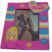Wholesale 3D Soft PVC Photo Frame 2014 Newest Promotional Gifts from china suppliers
