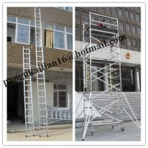 Wholesale Aluminium ladder&Step Footplate ladder,Aluminium Telescopic ladder from china suppliers