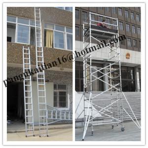Wholesale Straight Aluminium ladder&Step ladder,Aluminium Alloy ladder from china suppliers