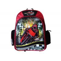 China Boy Kids Back to School Sudent Double Shoulder Book Bag With 4C Printing on sale