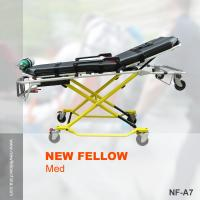 Best Aluminum Alloy High Strength Roll-in Self Collapsible Ambulance rescue stretcher wholesale