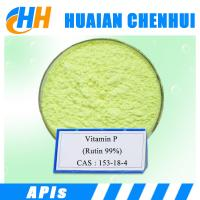 China 100% Natural Herbal Vitamin P Rutin / C27H30O16 CAS NO.:153-18-4 / Vitamin P powder on sale