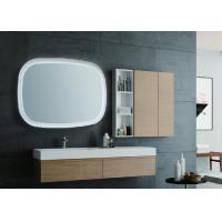 Wholesale ABS Back Frame LED Sensor Bathroom Mirror With Infrared Hand Sweep Sensor from china suppliers