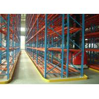 Wholesale Convenient Pick Up Cargos Warehousing Racking System , Steel Racks from china suppliers