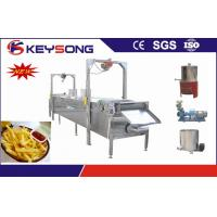 Wholesale Stainless Steel 304 Potato Chips Making Machine Semi - Automatic 380v 38kw 100 - 200kg / H from china suppliers