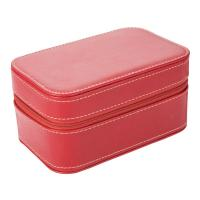 China Packaging / Display Leather Jewelry Box Small For Retail Customized Size for sale