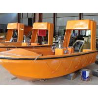 Wholesale 15 PERSONS FRP FAST RESCUE BOAT (FRB) from china suppliers