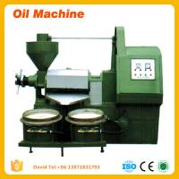 Wholesale High performance mustard oil press equipment edible oil making mill from china suppliers