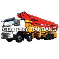 Wholesale XCMG construction machinery Concrete Pumps HB56 from china suppliers