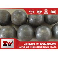3 Inch Dia 20-1500 mm Forged and cast Grinding Steel Ball  Good Wear Resisitance