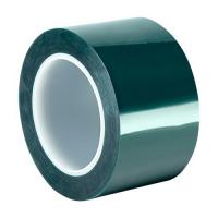 Buy cheap Cheap Heat Resistant Polyester PET Green Shielding Tape from wholesalers