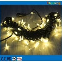 Hot sale 127v warm white connectable fairy string lights 10m Christmas decoration for sale